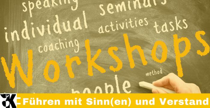 Führungskräfte Workshops