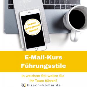 Cover - HP Onlinekurs Führungsstil