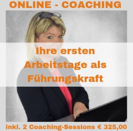 Coaching-Paket_erste Tage als Führungskraft