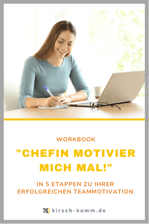 Workbook Teammotivation