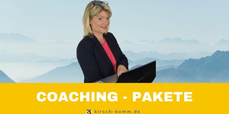 Coaching-Pakete