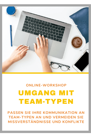 Online-Workshop Team-Typen